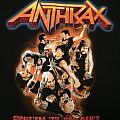 Anthrax - 2011 Sumer tour shirt