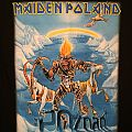 Iron Maiden - Poznan 2014 FC shirt
