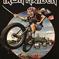 Iron Maiden - Minneapolis 2017 event shirt