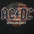 AC/DC - TShirt or Longsleeve - AC/DC - Boston 2015 event shirt