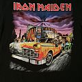 Iron Maiden - TShirt or Longsleeve - Iron Maiden - New York 2010 event shirt