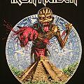 Iron Maiden - TShirt or Longsleeve - Iron Maiden - Mexico 2016 event shirt