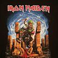 Iron Maiden - Mexico City 2013 event shirt