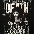 Alice Cooper - Theatre Of Death 2009 tour shirt