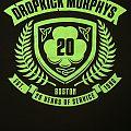 Dropkick Murphys - Boston 2016 event shirt