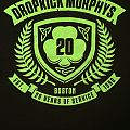Dropkick Murphys - TShirt or Longsleeve - Dropkick Murphys - Boston 2016 event shirt
