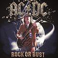 AC/DC - Rock Or Bust 2015/2016 World tour shirt