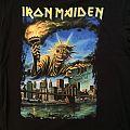 Iron Maiden - New York 2008 event shirt