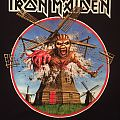 Iron Maiden - TShirt or Longsleeve - Iron Maiden - Netherlands 2016 event shirt