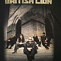 Steve Harris' British Lion - 2015 tour shirt