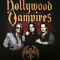 Hollywood Vampires - 2016 tour shirt