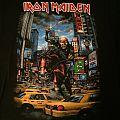 Iron Maiden - New York 2012 event shirt