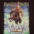 Iron Maiden - Maiden England 2014 tour shirt