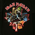 Iron Maiden - Canada 2010 event shirt