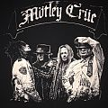 Mötley Crüe - Europe 2010 tour shirt