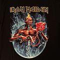 Iron Maiden - Maiden England 2012 tour shirt