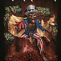 Iron Maiden - USA 2016 event shirt
