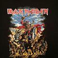 Iron Maiden - Scandinavia 2013 event shirt