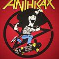 Anthrax - TShirt or Longsleeve - Anthrax - Brooklyn 2016 event shirt