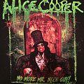 Alice Cooper - Raise The Dead 2014 tour shirt