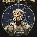 Iron Maiden - Somewhere Back In Time 2008 tour shirt