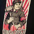 Guns N' Roses - 2011 North American tour shirt