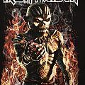 Iron Maiden - The Book Of Souls 2017 tour shirt
