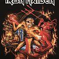 Iron Maiden - TShirt or Longsleeve - Iron Maiden - Germany 2017 event shirt