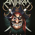 Anthrax - Motörboat 2015 event shirt
