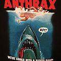 Anthrax - Motörboat 2014 event shirt