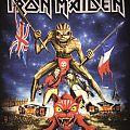 Iron Maiden - TShirt or Longsleeve - Iron Maiden - Download Festival 2016 event shirt