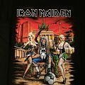 Iron Maiden - Germany 2011 event shirt