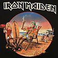 Iron Maiden - California 2017 event shirt
