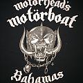Motörhead - Motörboat 2015 cruise shirt