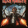 Iron Maiden - Knebworth 2014 event shirt