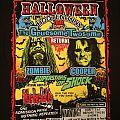 Alice Cooper & Rob Zombie - Halloween Hootenanny 2010 tour shirt