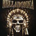 Belladonna - Never Look Back 2008 tour shirt