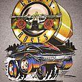 Guns N' Roses - Detroit 2016 event shirt