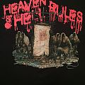 Heaven And Hell - 2007 tour shirt