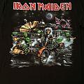 Iron Maiden - Knebworth 2010 event shirt