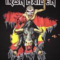 Iron Maiden - TShirt or Longsleeve - Iron Maiden - Spain 2016 event shirt