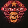 Guns N' Roses - Chinese Democracy 2010 tour shirt