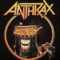 Anthrax - 2013 Summer tour shirt