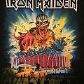 Iron Maiden - TShirt or Longsleeve - Iron Maiden - Los Angeles 2016 event shirt