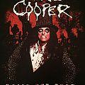 Alice Cooper - Raise The Dead 2012 tour shirt