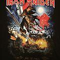 Iron Maiden - TShirt or Longsleeve - Iron Maiden - France 2014 event shirt