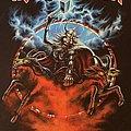 Iron Maiden - TShirt or Longsleeve - Iron Maiden - Scandinavia 2008 event shirt