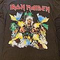 Iron Maiden - No Prayer On The Road 1990 tour shirt