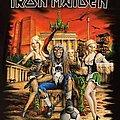 Iron Maiden - TShirt or Longsleeve - Iron Maiden - Germany 2011 event shirt