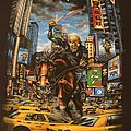 Iron Maiden - TShirt or Longsleeve - Iron Maiden - New York 2012 event shirt
